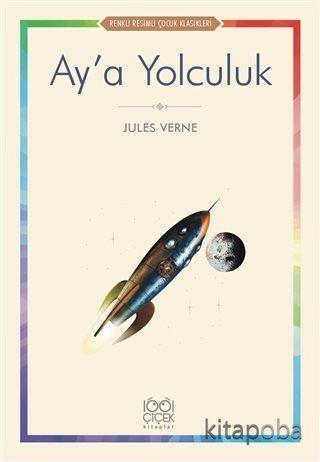 Ay'a Yolculuk - Jules Verne - kitapoba.com