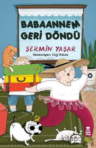Babaannem Geri Döndü - Şermin Yaşar - kitapoba.com