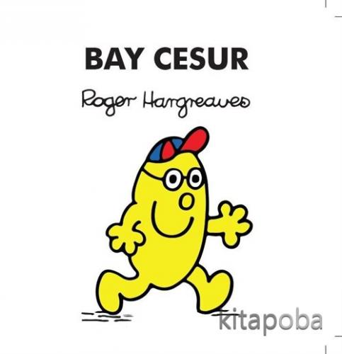 Bay Cesur - Roger Hargreaves - kitapoba.com