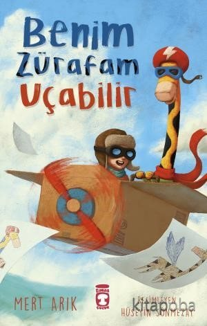 Benim Zürafam Uçabilir - Mert Arık - kitapoba.com