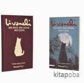 Bir Kedi, Bir Adam, Bir Ölüm (Ciltli) - Zülfü Livaneli - kitapoba.com