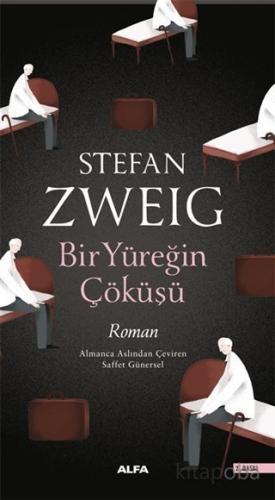Bir Yüreğin Çöküşü - Stefan Zweig - kitapoba.com