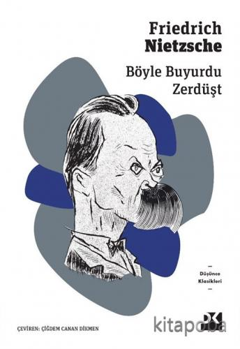 Böyle Buyurdu Zerdüşt - Friedrich Nietzsche - kitapoba.com