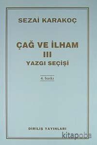 Çağ Ve İlham-3 - Sezai Karakoç - kitapoba.com