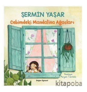 Cebimdeki Mandalina Ağaçları - Şermin Yaşar - kitapoba.com