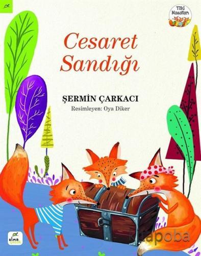 Cesaret Sandığı - Şermin Yaşar - kitapoba.com