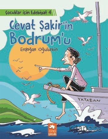 Cevat Şakir'in Bodrum'u - Erdoğan Oğultekin - kitapoba.com