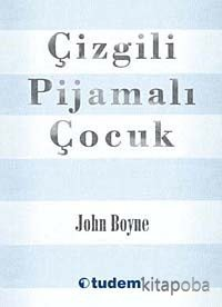 Çizgili Pijamalı Çocuk - John Boyne - kitapoba.com