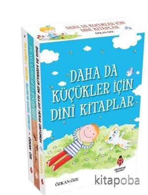 Daha'da Küçükler İçin Dini Kitaplar - Özkan Öze - kitapoba.com