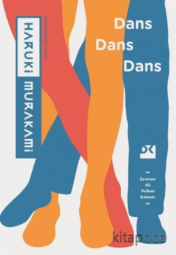 Dans Dans Dans - Haruki Murakami - kitapoba.com