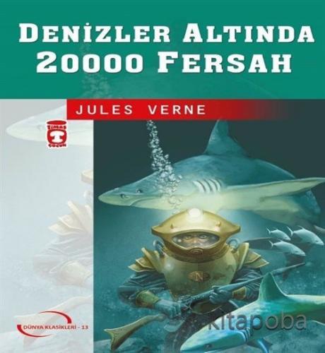 Denizler Altında 20000 Fersah (Gençlik Klasikleri) - Jules Verne - kit