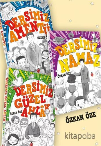Dersimiz Serisi (3 Kitap) - Özkan Öze - kitapoba.com