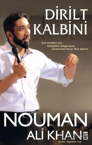 Dirilt Kalbini - Fayzanur Can - kitapoba.com