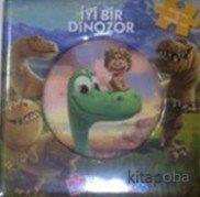 Disney İyi Bir Dinozor İlk Yapboz Kitabım - - kitapoba.com