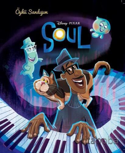 Disney Pixar Soul Öykü Sandığım - Kollektif - kitapoba.com