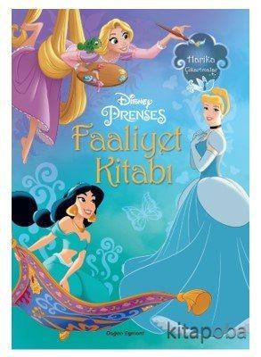 Disney Prenses Faaliyet Kitabı - Kollektif - kitapoba.com