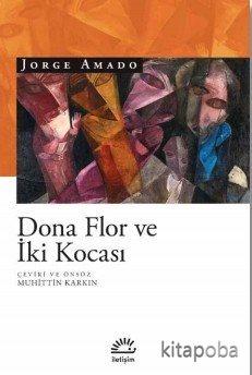 Dona Flor ve İki Kocası - Jorge Amado - kitapoba.com