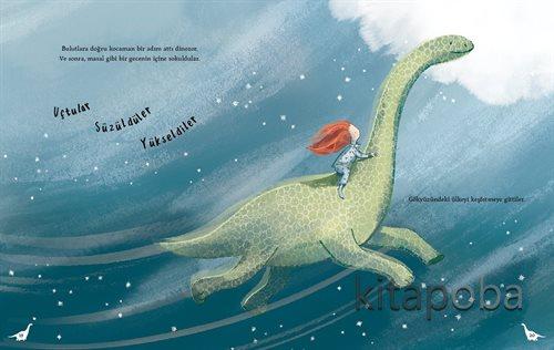 Dostum Dinozor - Hollie Hughes - kitapoba.com