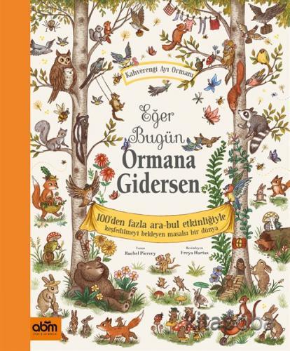 Eğer Bugün Ormana Gidersen - Rachel Piercey - kitapoba.com