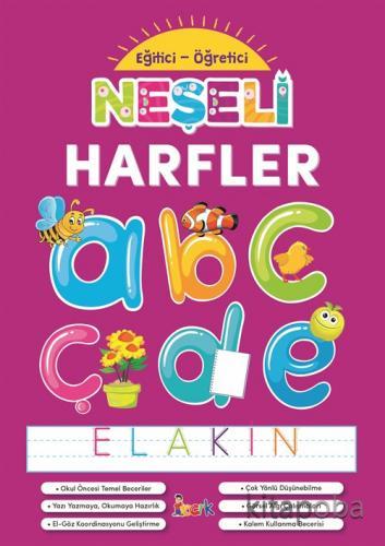 Eğitici - Öğretici Neşeli Harfler - Komisyon - kitapoba.com