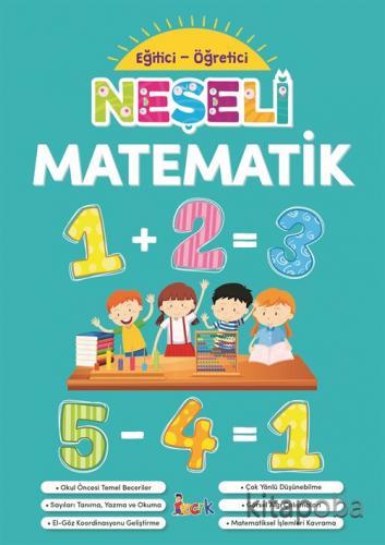 Eğitici - Öğretici Neşeli Matematik - Komisyon - kitapoba.com
