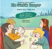 Ela Günlük Yazıyor - Bülent Avcı - kitapoba.com