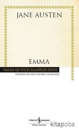 Emma (Karton Kapak) - Jane Austen - kitapoba.com