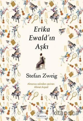 Erika Ewald'ın Aşkı - Stefan Zweig - kitapoba.com