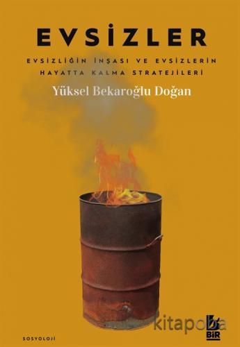 Evsizler - Yüksel Bekaroğlu Doğan - kitapoba.com