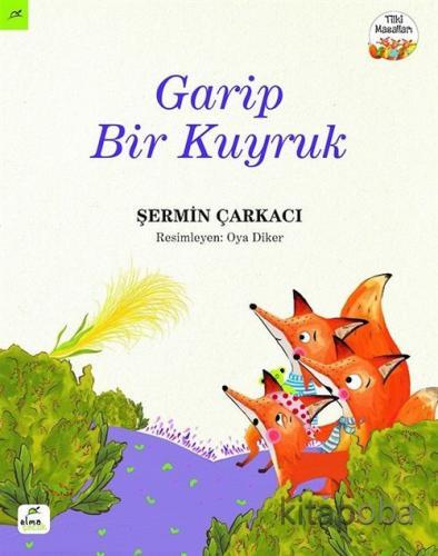 Garip Bir Kuyruk - Şermin Yaşar - kitapoba.com