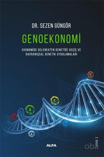 Geneokonomi - Sezen Güngör - kitapoba.com