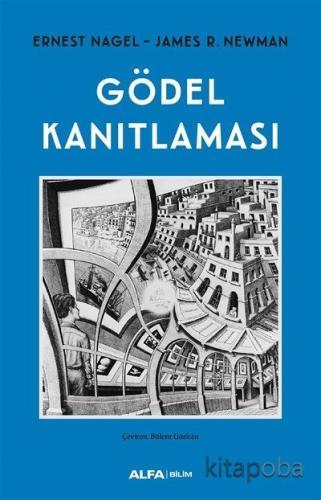Gödel Kanıtlaması - Ernest Nagel - kitapoba.com