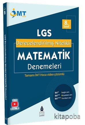 İMT Hoca - LGS Derecelendirilmiş Nitelikli Matematik Denemeleri - Koll
