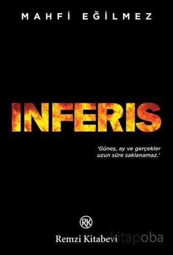Inferis - Mahfi Eğilmez - kitapoba.com