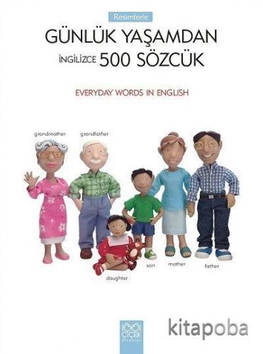 İngilizce Sözcük Kitap - Kollektif - kitapoba.com