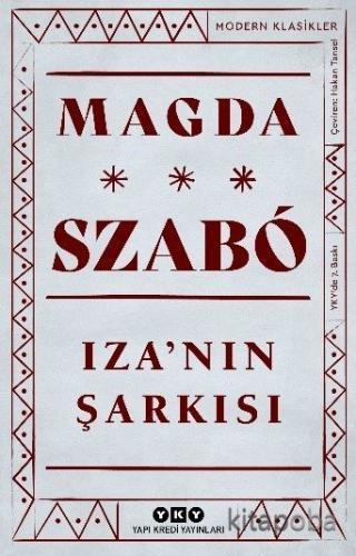 Iza'nın Şarkısı - Magda Szabo - kitapoba.com