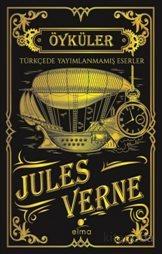 Jules Verne Öyküler (Ciltli) - Jules Verne - kitapoba.com