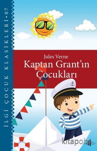 Kaptan Grant'ın Çocukları - Jules Verne - kitapoba.com