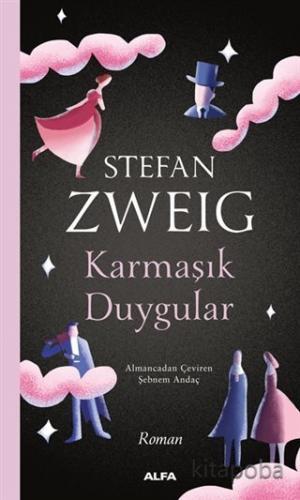 Karmaşık Duygular - Stefan Zweig - kitapoba.com