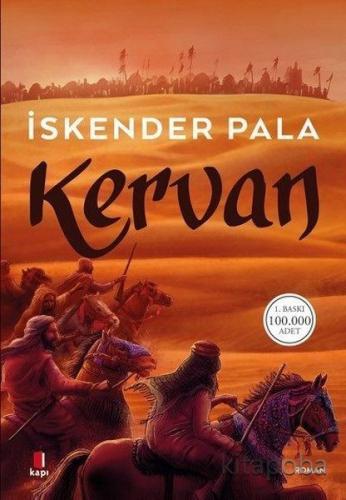 Kervan - Prof. Dr. İskender Pala - kitapoba.com