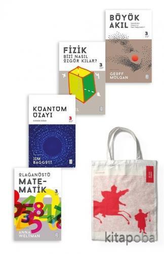 Ketebe Bilim Seti (Bez Çanta Hediyeli) - Kollektif - kitapoba.com