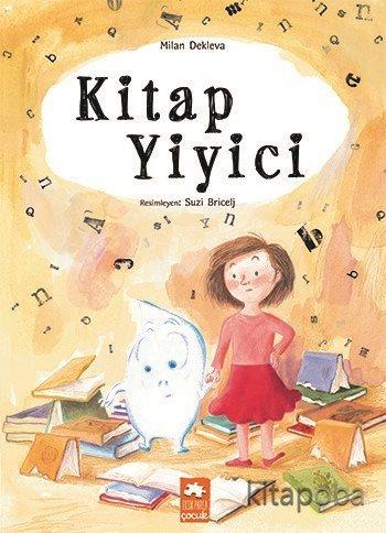 Kitap Yiyici - Milan Dekleva - kitapoba.com