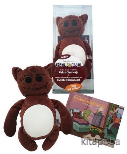 Korku Avcıları Teddy / Korku Avcıları - - kitapoba.com