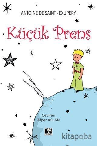 Küçük Prens - Antoine De Saint Exupery - kitapoba.com