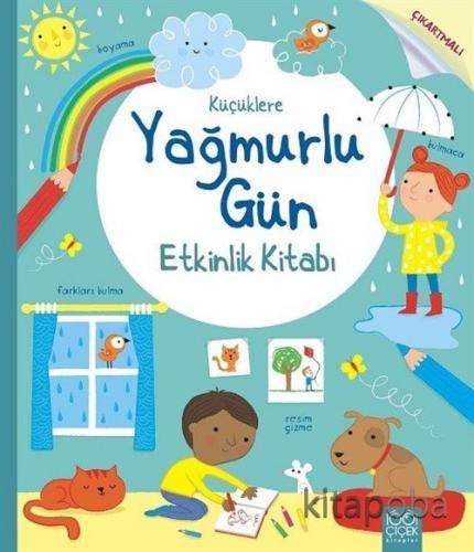 Küçüklere Yağmurlu Etkinlik Kitabı - Rebecca Gilpin - kitapoba.com