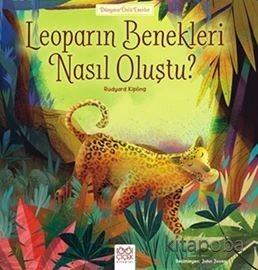 Leoparın Benekleri Nasıl Oluştu? - Rudyard Kipling - kitapoba.com