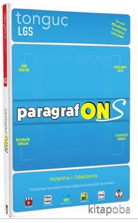 LGS ParagrafONS 5,6,7. Sınıf - Kollektif - kitapoba.com