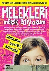 Melekleri Merak Ediyorum - Özkan Öze - kitapoba.com