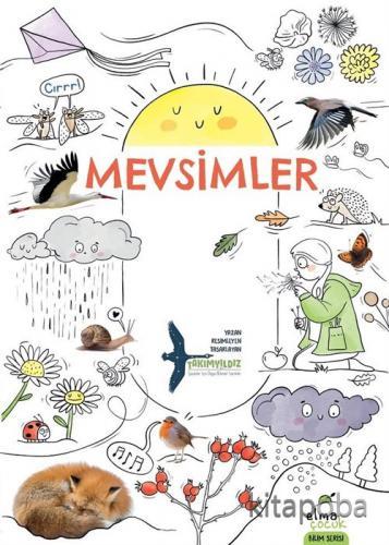 Mevsimler - Takımyıldız - kitapoba.com