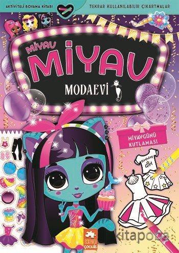 Miyav Miyav Modaevi - Miyavgünü Kutlaması - Zivile Agurkyte - kitapoba